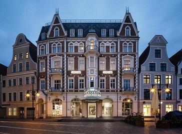 Pentahotels Rostock in Rostock