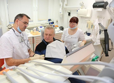 Dental Group Practice, Dr. Hamann and Colleagues